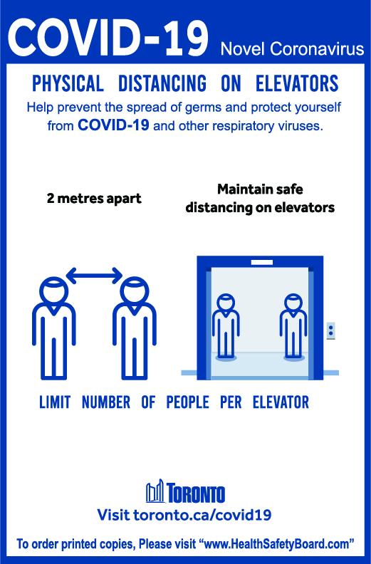HealthSafetyBoard.com - Safety Posters - Banners - Covid-19 - Social Distancing Signs and stickers